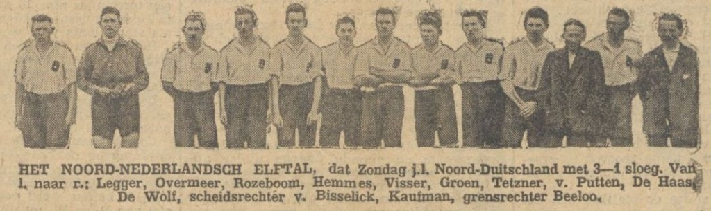 putten-1925 Noordelijk Elftal