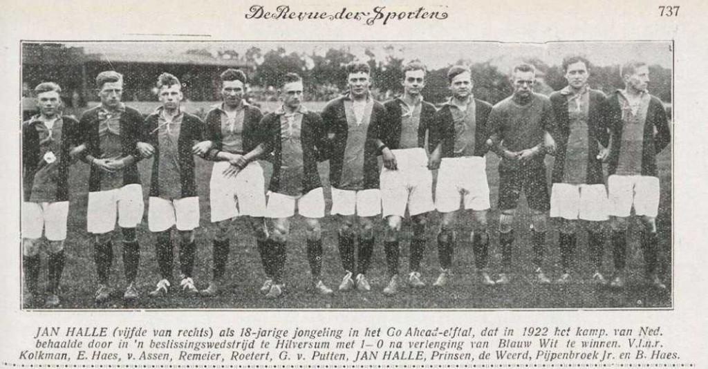 Go-Ahead 1922