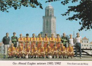 Go Ahead Eagles 1981