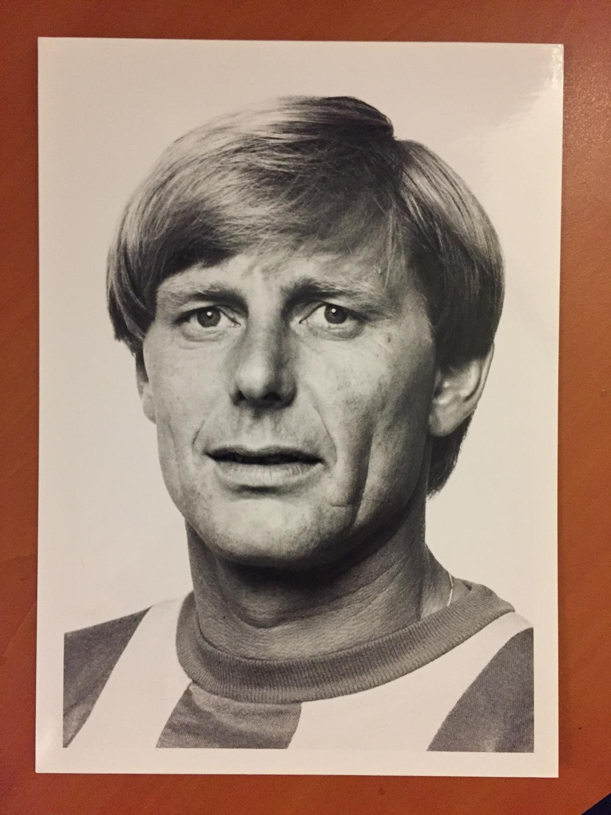 Cees van Kooten. Augustus 1982.